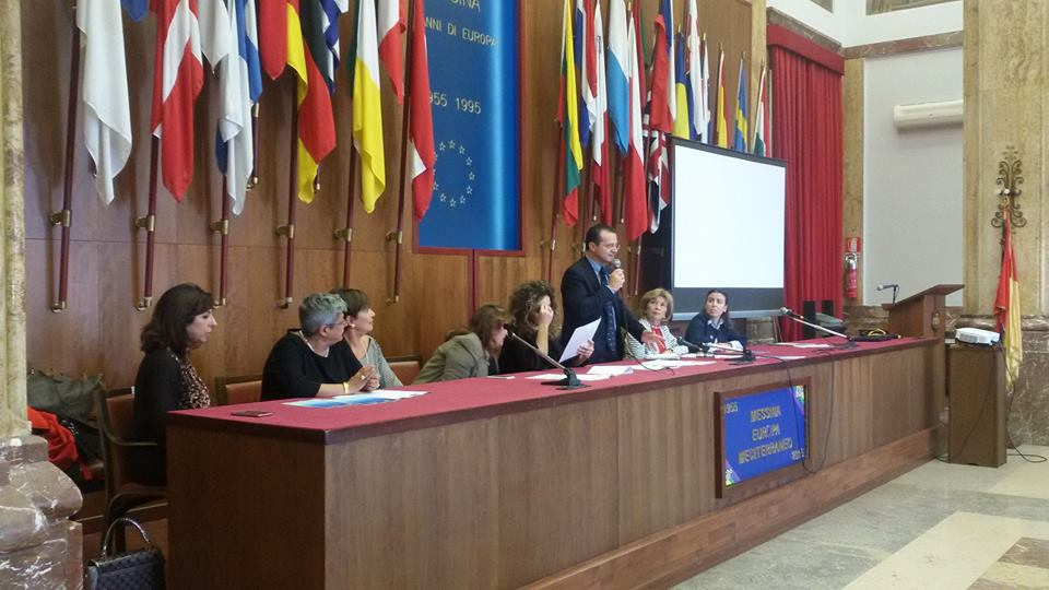 Conferenza stampa sulla Carta dei diritti delle bambine
