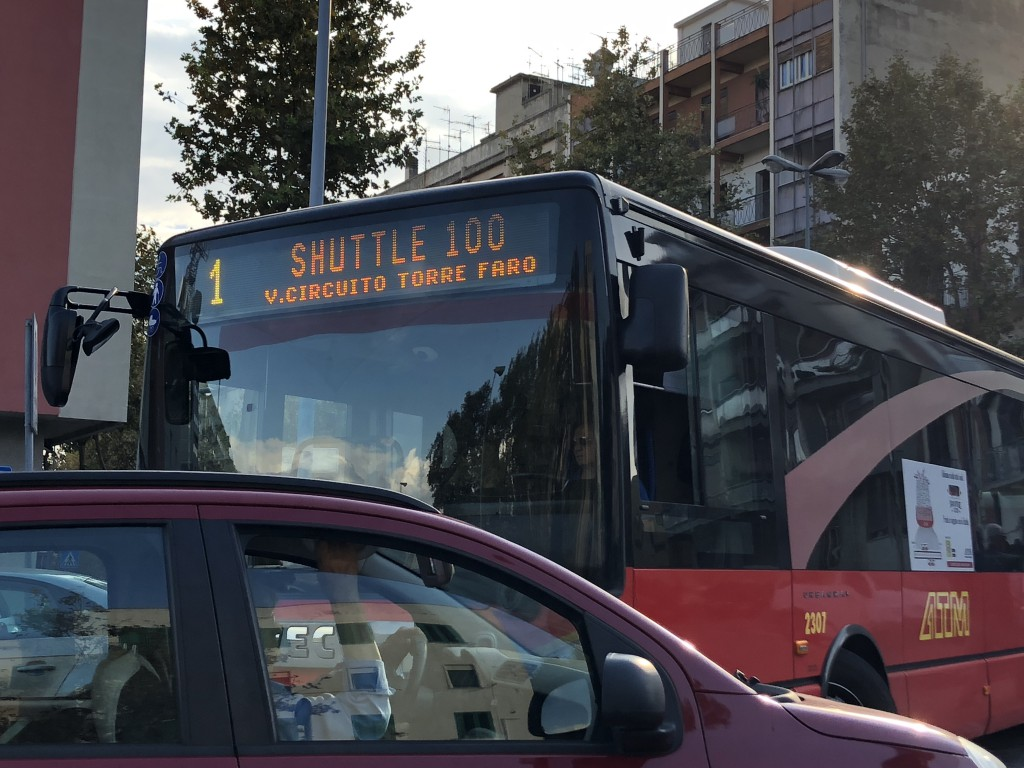 messina atm shuttle