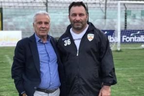 Calcio. Oberdan Biagioni è il nuovo allenatore dell'Acr Messina