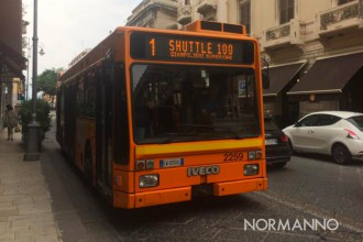 autobus shuttle 100 atm messina