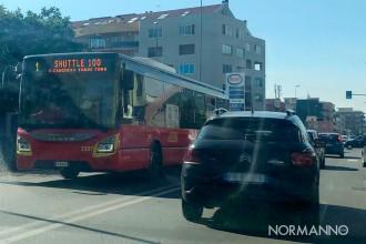 shuttle atm messina