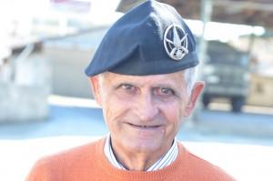 ex soldato ospite della caserma zuccarello, nonno alberto rivive gli anni della leva a messina