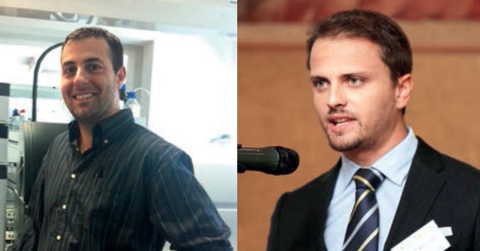 Francesco Cacciola e Danilo Sciarrone