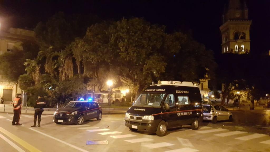 carabinieri piazza duomo - messina