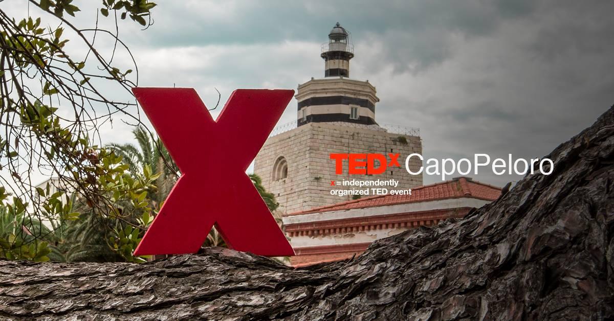 foto promozionale dell'evento TEDxCapoPeloro che si terrà a messina il 24 novembre a Capo Peloro