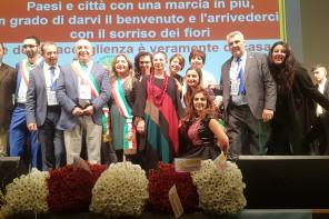 Comuni Fioriti 2018. Provincia di Messina da record: premiati 18 comuni