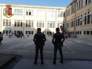 controlli antidroga scuole messina