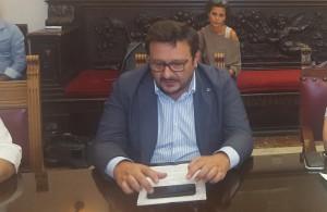 Foto di Alberto Palella, presidente confesercenti messina