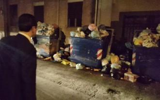 De Luca monitoraggio rifiuti