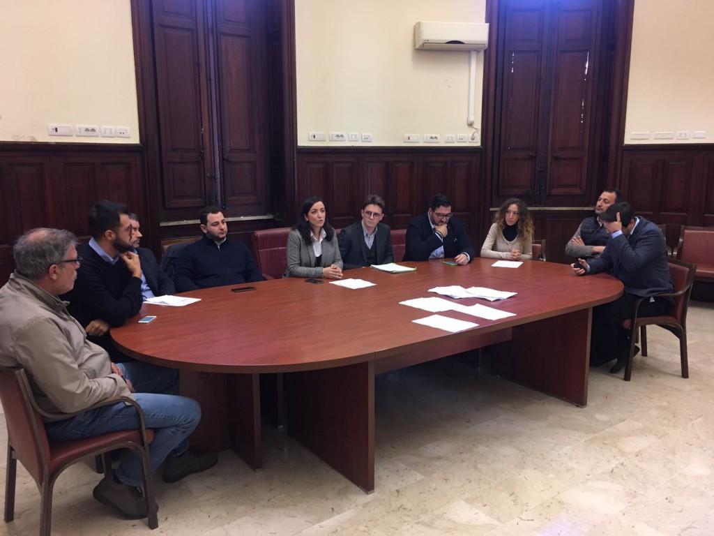 decentrame, comitato per l'attuazione del decentramento amministrativo nelle circoscrizioni di messina