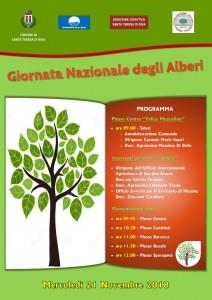 giornata nazionale dell'albero messina