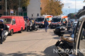 Messina. Incidente tra via Garibaldi e viale Giostra: morto il conducente della Panda