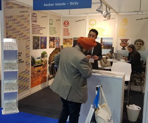 Isole Eolie al World Travel Market di Londra