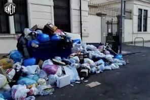 L'emergenza rifiuti di Messina sotto i riflettori del programma Le Iene