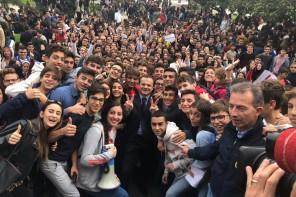 Accorpamento Maurolico – Seguenza: nuova protesta di studenti e docenti