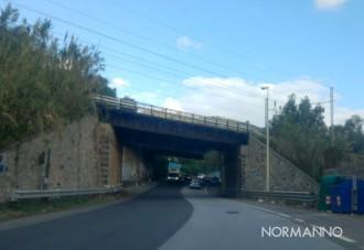 ponte mili autostrada messina catania