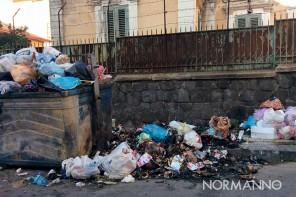 La pulizia straordinaria non basta: a Messina è ancora emergenza rifiuti