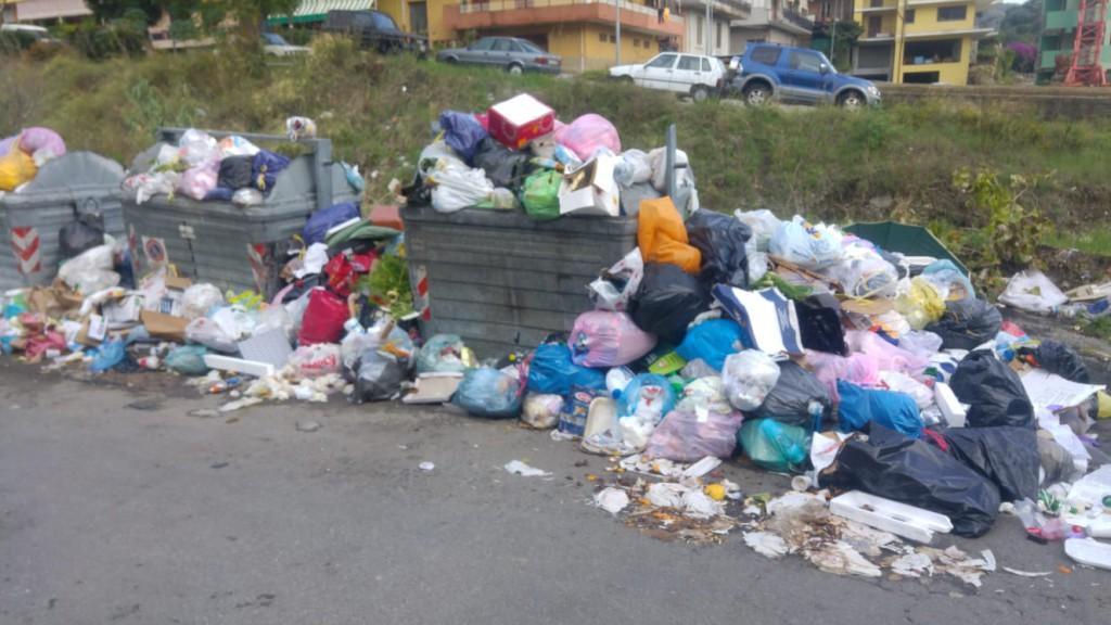 santo stefano briga rifiuti