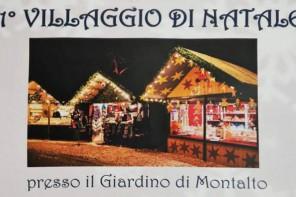 Messina. Villaggio natalizio al Giardino di Montalto, fra mercatini e sagre