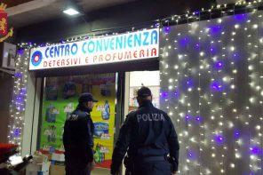 Messina. Rapina al Centro Convenienza di via La Farina. Fermato il responsabile