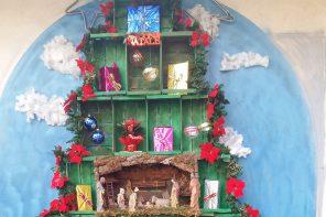 Messina. Ad Alì Terme l'albero di Natale all'insegna della solidarietà