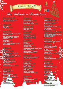 calendario degli eventi di natale a messina