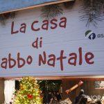 Casa di Babbo Natale a piazza Cairoli, Messina