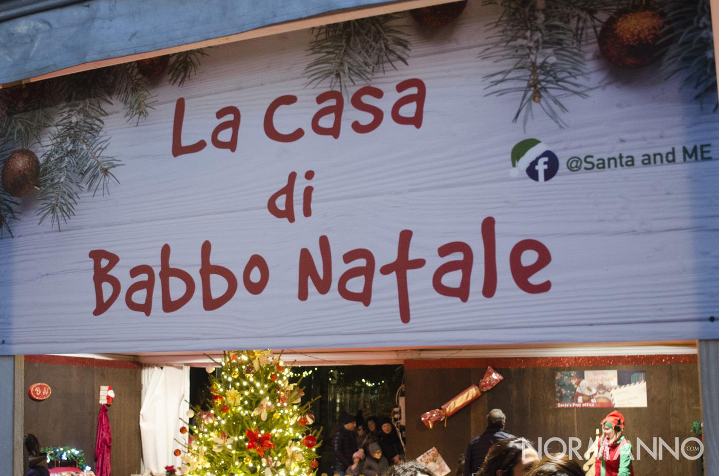 Babbo Natale 7 Cervelli.Messina L Inaugurazione Del Villaggio Di Natale A Piazza Cairoli