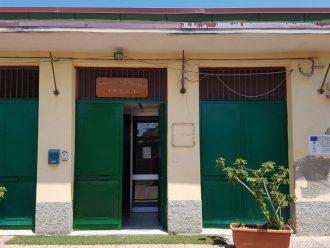 foto dell'ingresso della lelat di messina