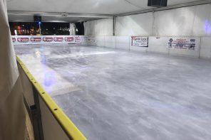 Messina. La pista di ghiaccio rimane a piazza Duomo. Prorogata la chiusura