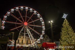 Messina. L'inaugurazione del villaggio di Natale a Piazza Cairoli raccontata in 10 scatti
