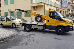 Messina. Scerbatura e pulizia in alcune vie del centro: disposti i divieti di sosta