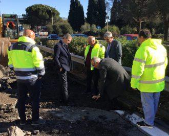 terremoto catania autostrada A18