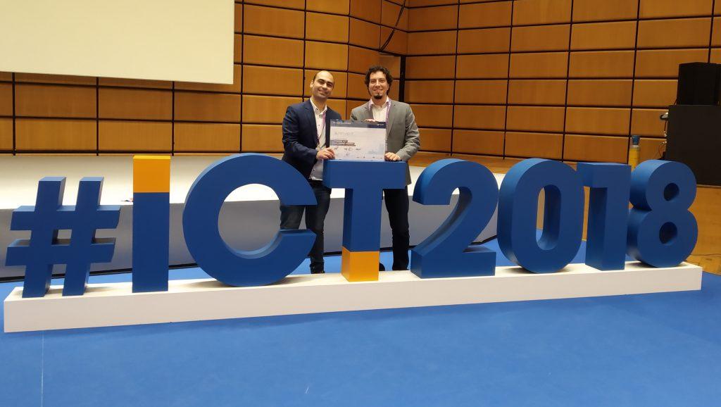 vincitori della competizione informatica a Vienna