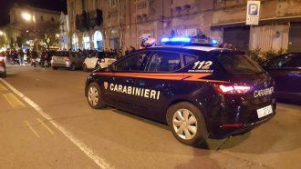 foto di repertorio auto carabinieri