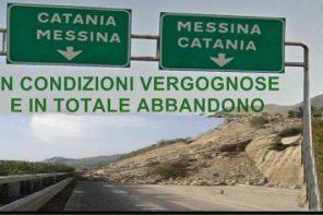 Troppi incidenti sull'autostrada A18 Messina Catania: gli automobilisti pronti alla protesta
