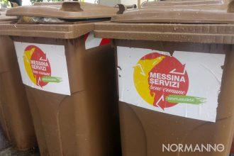 bidoni per la raccolta differenziata dei rifiuti di messina servizi