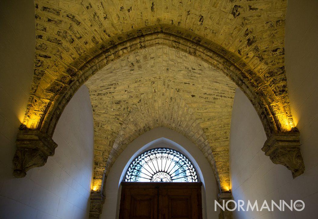 resti della chiesa di santa maria del graffeo, Messina