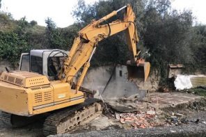 Demolizione delle strutture abusive di Messina: è il turno di Cumia