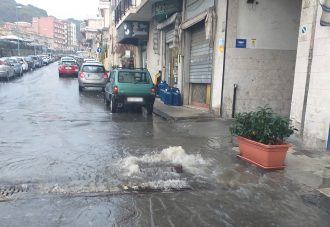 maltempo a messina