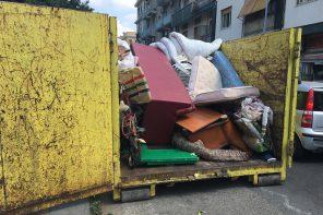 Raccolta rifiuti ingombranti: dove conferire questo sabato a Messina