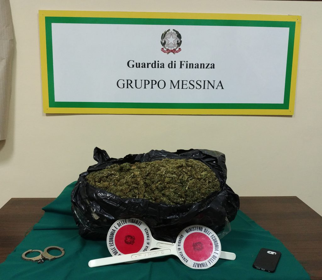 guardia di finanza messina