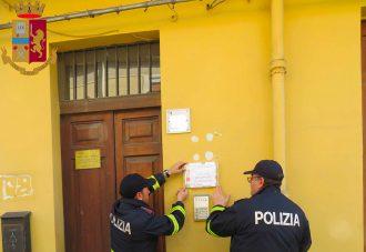 Sequestro Agenzia assicurazioni a barcellona, in provincia di messina