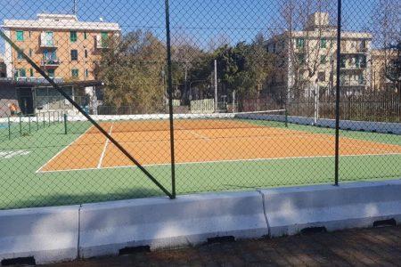 campi da tennis villa dante