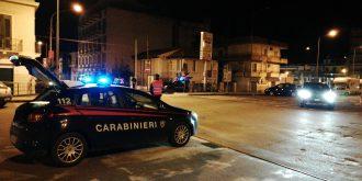 controlli dei carabinieri a barcellona in provincia di messina