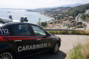 In trasferta a Messina per rubare: due pregiudicati catanesi arrestati per furto aggravato