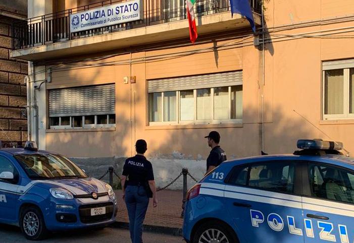 polizia di stato milazzo