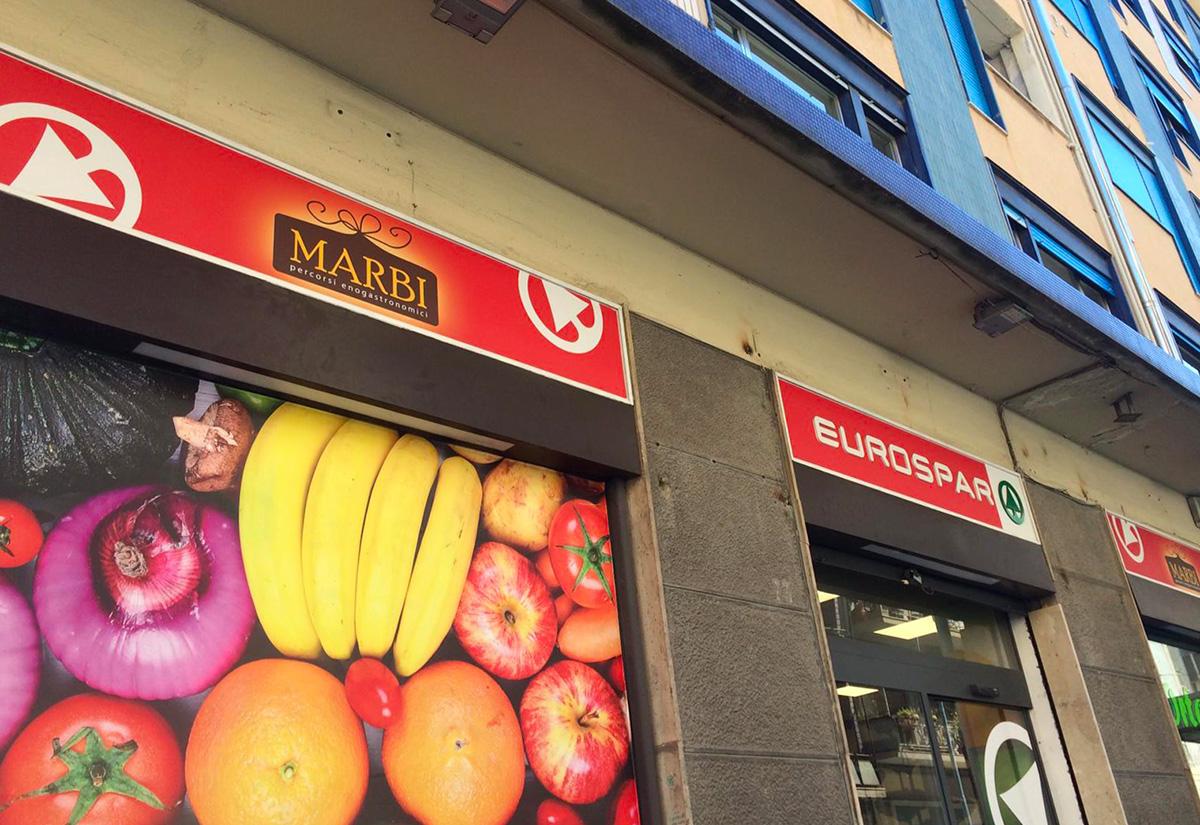 supermercato marbi di messina
