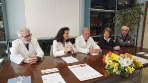 foto presentazione laboratorio estetica oncologica policlinico