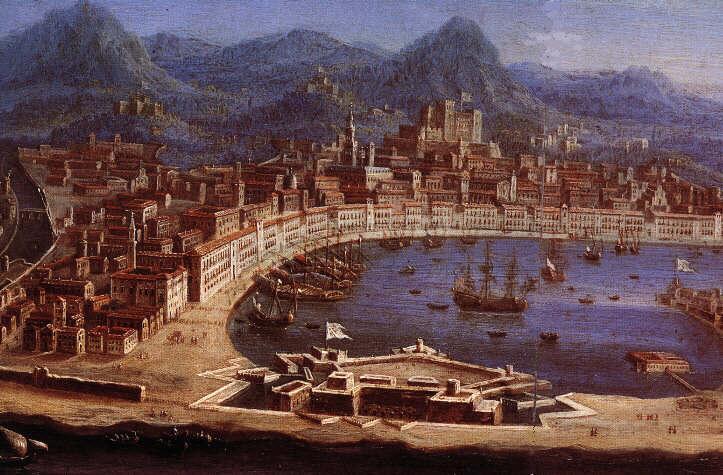 messina palazzata real cittadella